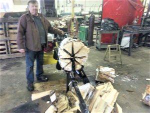 Firewood Splitter 3